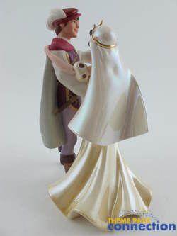 Disney WDCC Princess SNOW WHITE & PRINCE A Dance Among the Stars