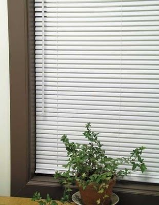 vinyl mini blinds